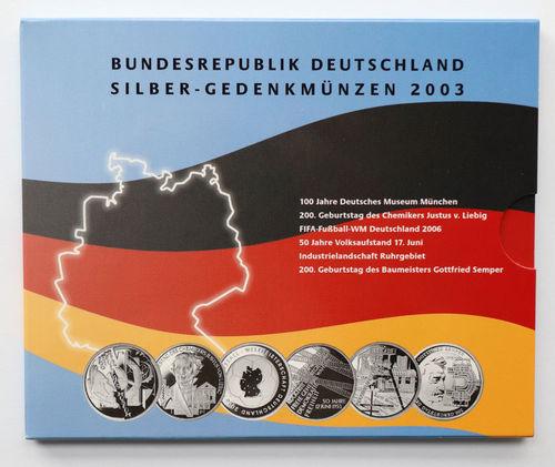 10 Euro Münzen Blister Pp Ralf N Kurzbach Münzhandel