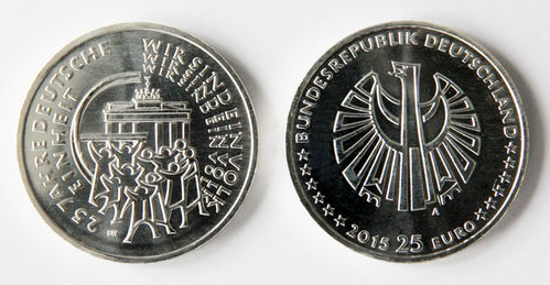 25 Euro Münzen Ralf N Kurzbach Münzhandel
