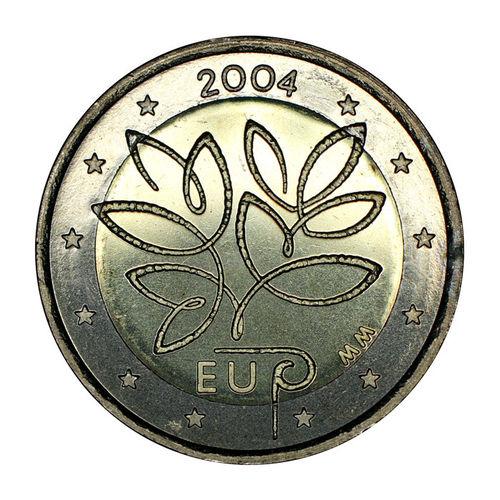 2 Euro Finnland Ralf N Kurzbach Münzhandel