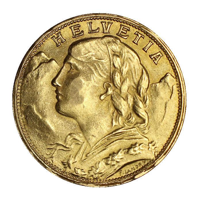 1 kg gold in franken